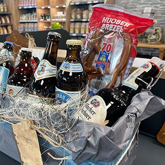 Verkaufsraum Marktladen Getränkemarkt Hetzel
